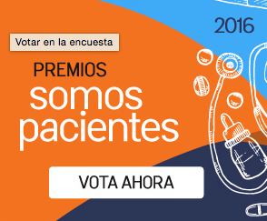 Vota Premios Somos Pacientes