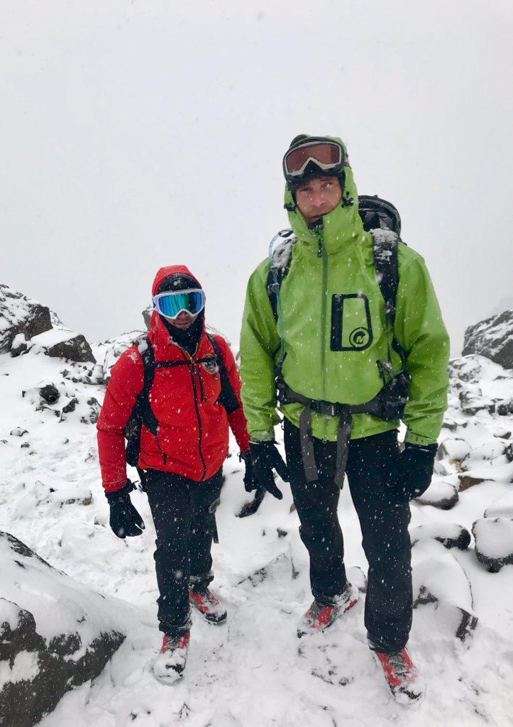 Subir al Everest por la Esclerosis Múltiple